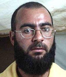 The terror thug had been hiding in northern Iraq before fleeing to Africa, it has been claimed