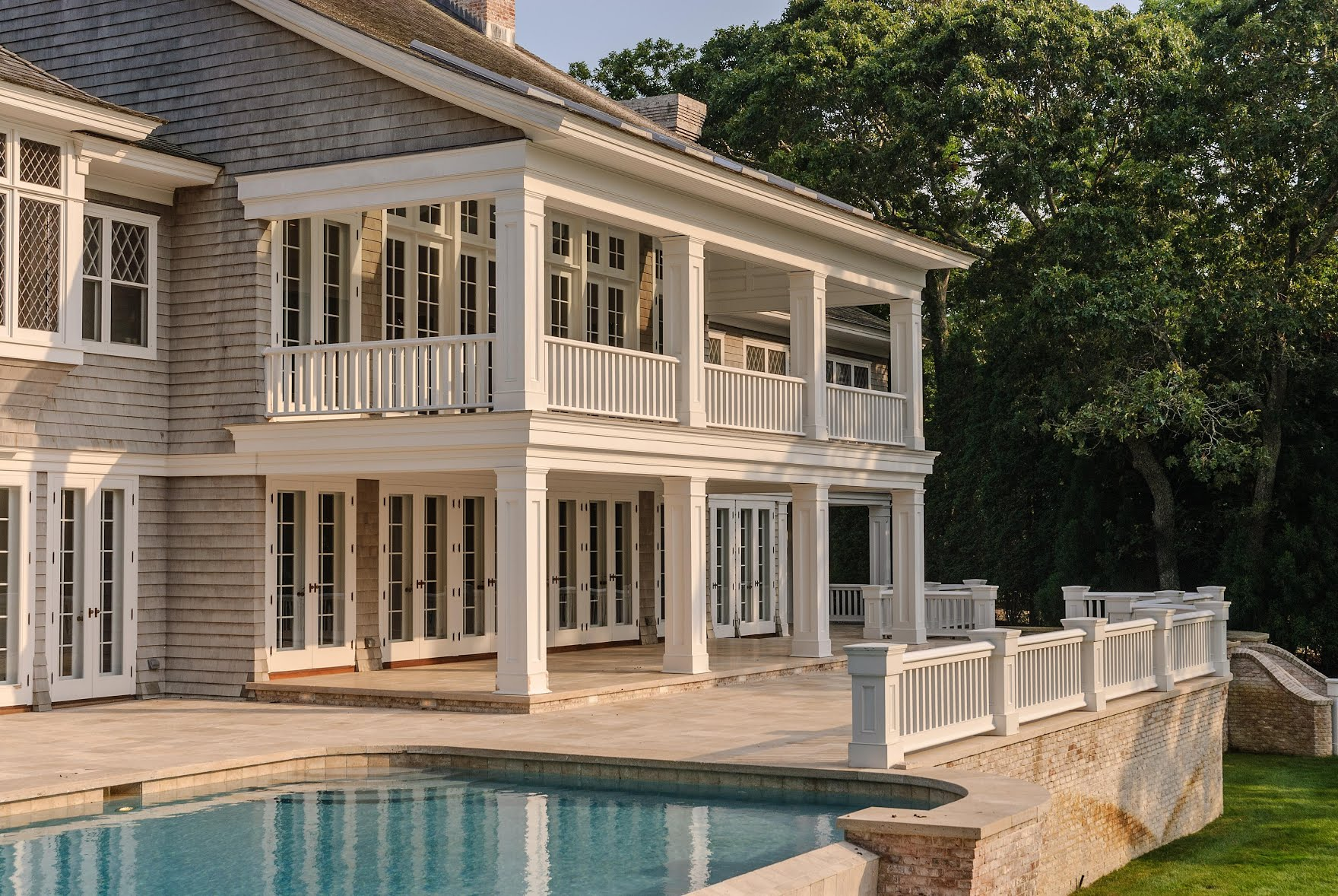 The Gatsby-eque home is perfect for its new superstar owners