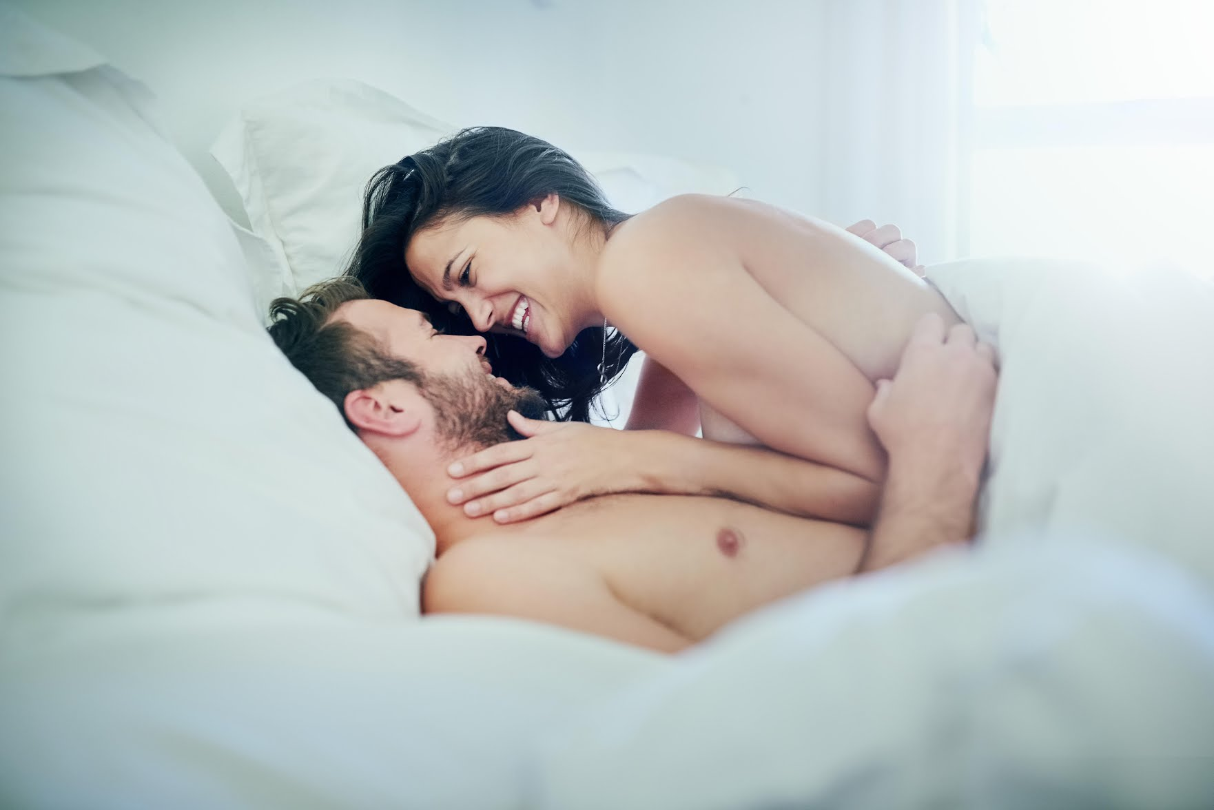 There are nine erogenous zones you should focus on when having sex with your man