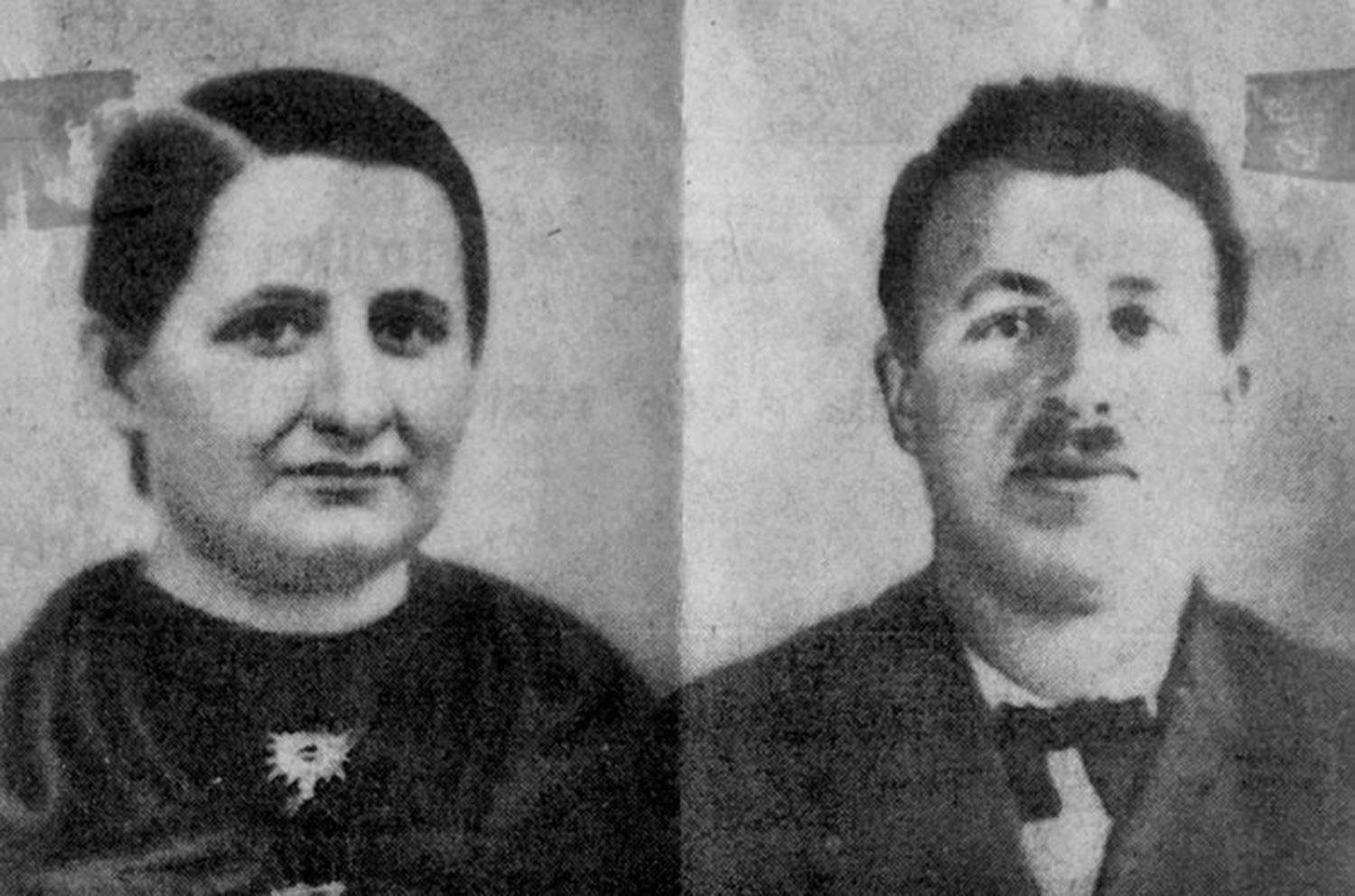 Marcelin and Francine Dumoulin went missing 75 years ago, with DNA tests now being conducted to confirm their bodies had been found